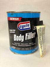 *NEW* Cyclo Body Filler with Blue Cream Hardener C-BF22 *FREE SHIPPING*