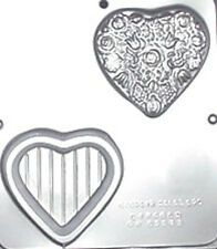 Heart Box Chocolate Candy Mold Valentine  3056 NEW