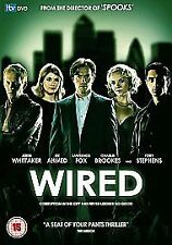 Wired Dvd Jodie Whittaker Brand New & Factory Sealed