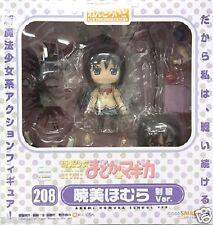 Used Nendoroid 208 Puella Magi Madoka Magicai Homura Akemi Uniform Ver. PAINTED