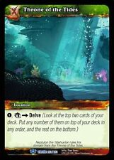 WOW WARCRAFT TCG THRONE OF THE TIDES : Throne of the Tides X 4