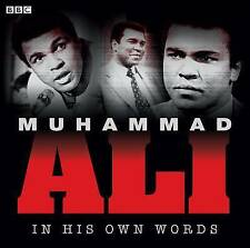 MUHAMMAD ALI IN HIS OWN WORDS - CD AUDIO BOOK - NEW/UNSEALED