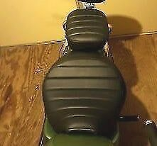 HONDA VT750 Shadow ACE 1998-2003  2 Piece Pleated Custom Motorcycle Seat Cover