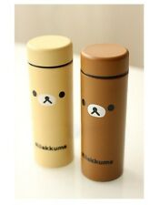 San-X Rilakkuma Thermo Stainless Steel Bottle-300ml White Color