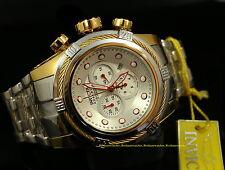 14068 Invicta Reserve 52mm Bolt Zeus Swiss Quartz Chronograph SS Bracelet Watch