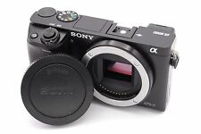 Sony Alpha a6000 24.3 MP Digital SLR Camera - Black (Body Only)