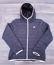 "Classic Womens adidas Padded Down Jacket UK 14 EURO 40  40"" Chest"