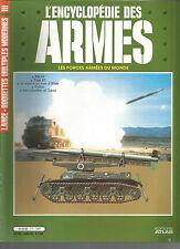 ENCYCLOPEDIE DES ARMES N° 111 LANCE ROQUETTES MULTIPLES MODERNES