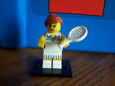 Lego Collectable Minifigure Series #3 Tennis Player #8803 FREE SHIPPING