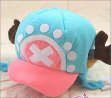 Anime One Piece Shinsekai Tony Chopper 2 Years Later Warm Cap Hat Cosplay