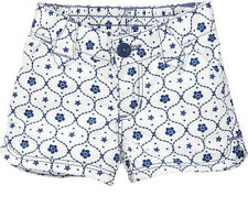 AUTH. BNWT OLD NAVY BABY INFANT PATTERNED DENIM SHORTS (18-24 MOS.)