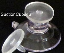 """12 1-1/8"""" X-Duty Small USA Suction Cups Clear Tack Freebie suctioncups4u"""