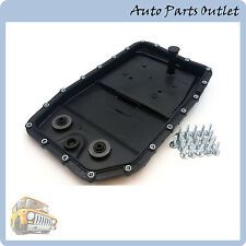 New Auto Transmission Oil Pan for BMW 335d 550i X5 X6 Land Rover LR4 24117519359