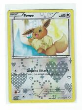 Legendary Treasures Radiant Collection Eevee RC14/RC25 HOLO Pokemon Card