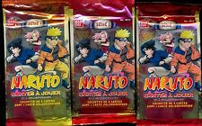NARUTO CJC  3 BOOSTERS SERIE 1 FR