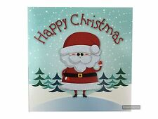 Pack of 12 Christmas Wishes Greeting Cards Cute Santa Reindeer Xmas Stationery