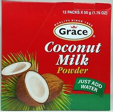 Grace Coconut Milk Powder  (12 - pack)
