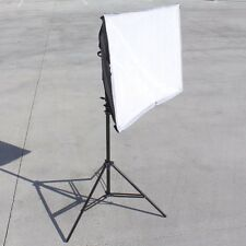 2x 5070 LED Light Photography Studio Lighting Softbox Flash Lamp Stand Kit