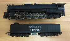 Bachmann 58052 Santa Fe Northern 4-8-4 3780 N Scale