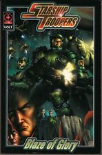 STARSHIP TROOPERS VOL 1 BLAZE OF GLORY MARKOSIA 2006  SOFT CVR GN TPB BUGS! NEW