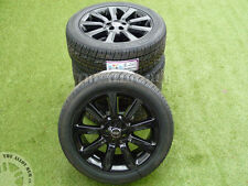GENUINE RANGE ROVER VOGUE L322 SUPERCHARGED BLACK 20INCH ALLOY WHEELS+NEW TYRES