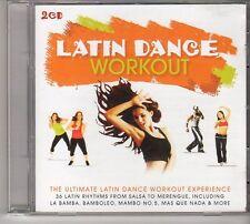 (FD290B) Latin Dance Workout, 36 tracks various artists - 2CDS - 2011