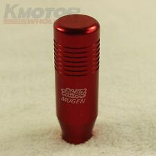 MT Manual Transmission Stick shifter 5 6 Speed Short Shift Knob For Honda Red