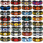leather football bracelet team color NFL PICK YOUR TEAM gamewear