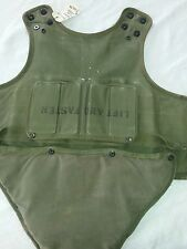 Korean War Era T64 Armor Vest Size Medium