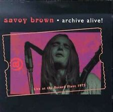 Archive Alive Live At The Record Plant