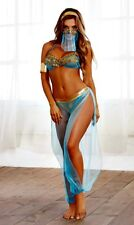 HAREM PRINCESS SEXY HAREM THEMED BEDROOM COSTUME 5 PIECE OUTFIT