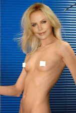 CHARLIZE THERON (2) 4X6 Glossy Photos