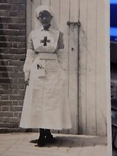 RED CROSS WW1 NURSE  PHILLIS SPINDLER 1915  All to research photo 105 x 60 mm
