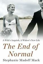 The End of Normal - LikeNew - Madoff Mack, Stephanie - Hardcover
