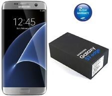 Brand New Sealed Samsung Galaxy S7 Edge Silver G935F 4G Unlocked 32GB Smartphone