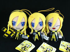 Lily from anim.o.v.e Plush Doll Mascot Complete set of 3 FuRyu Vocaloid