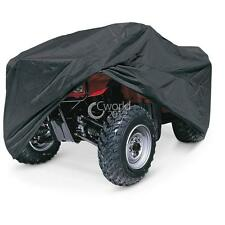 Black ATV Quad Cover Fit Honda FourTrax Rancher 4X4. Easy On and Off. New XXXL
