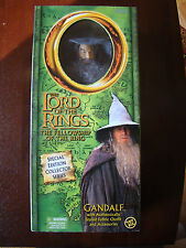 "Lord of the Rings 12"" Action Figure Gandalf Doll by Toy Biz - NIB 52141"