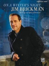 Jim Brickman -- On a Winter's Night: The Songs and Spirit of Christmas (Piano/Vo