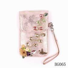 New Crystal Pu Leather Christmas Party Gift The Telephone Bag For Women Jewelry