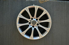 Set of 4 Wheels 18 inch Hyper Silver Rims fits 5x120 ET30 BMW X5 (E70)