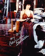 ADRIENNE BARBEAU as Maggie - Escape From New York GENUINE AUTOGRAPH UACC (R1643)