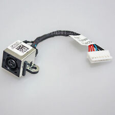 AC DC POWER JACK SOCKERT WITH CABLE HARNESS PLUG FOR DELL XPS 14 L401X 2KJCF