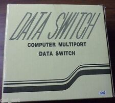 DATA SWITCH Computer Multiport Data Switch