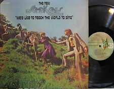 New Seekers - We'd Like to Teach the World to Sing  ('71) (Lyn Paul, Eve Graham)