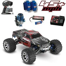 Traxxas 53097-1 1/10 RTR Nitro Revo 3.3 4WD Monster Truck w/ Radio Red