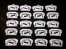 1975-80 Monza & Sunbird Windshield & Rear Window Molding Trim Clips- Qty.20-#023