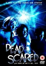 DEAD SCARED DVD Phillip Andrew Charmaine De Grate New and Sealed UK Release R2