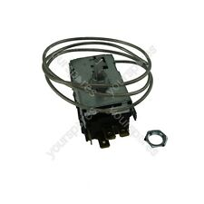 TERMOSTATO ORIGINALE INDESIT - 3 CONT. 077b-6584 l.455mm KIT