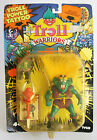 VINTAGE 1993 TROLL WARRIORS FINN THE FREE SPIRIT FIGURE TYCO NEW MOSC !